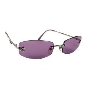 CHANEL Rare Vintage Sunglasses